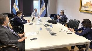 El equipo económico analizó la relación con el FMI y el Presupuesto 2021