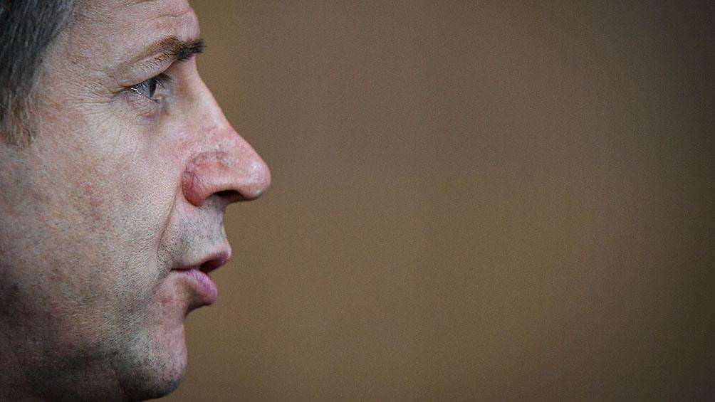 Conte, a inicios de la semana obtuvo la mayoría absoluta de Diputados