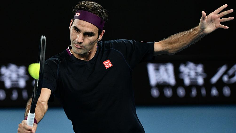 El suizo Federer planea regresar en el abierto de Australia del año próximo
