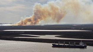 La UNR brindará asistencia médica y jurídica a afectados por incendios en las islas