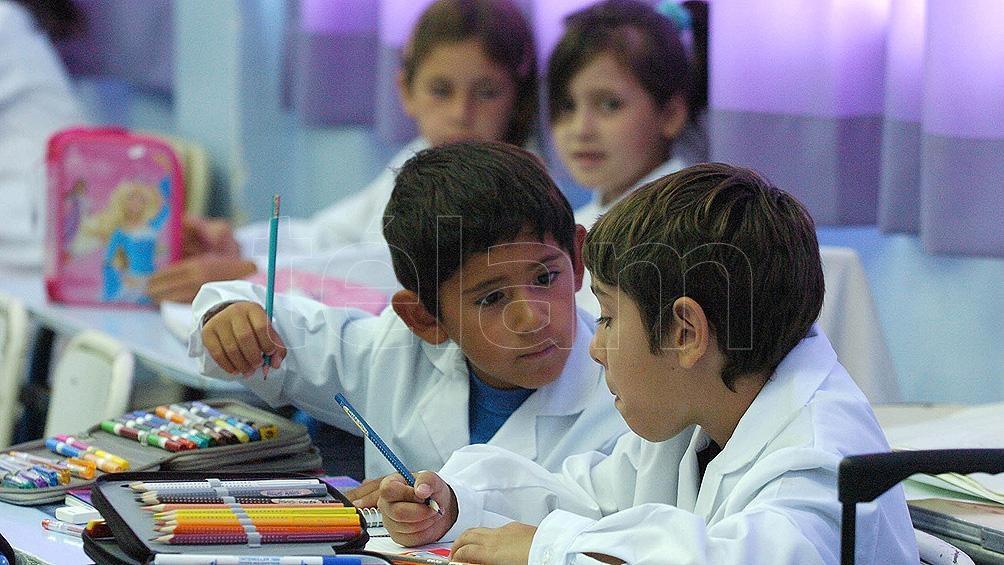 El ministro de Educación confirmó el Calendario escolar 2021.