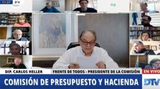 El oficialismo buscará aprobar el proyecto de Aporte Solidario