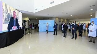 Gobernadores y funcionarios elogian el trabajo conjunto entre las provincias y la Nación