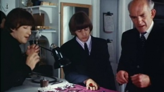 Ringo en problemas.
