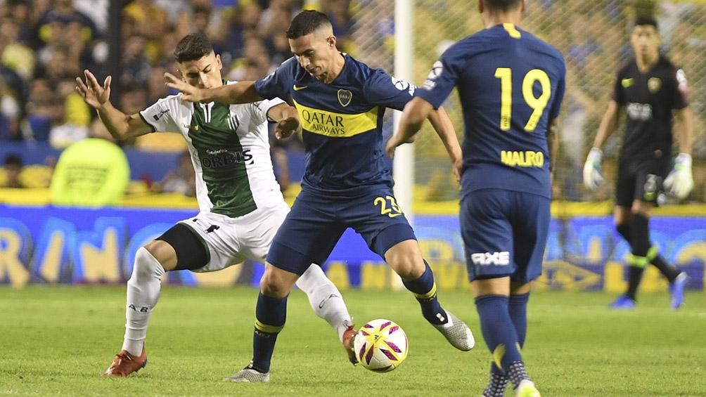 Marcone, tema de reunión entre dirigentes de Boca e Independiente