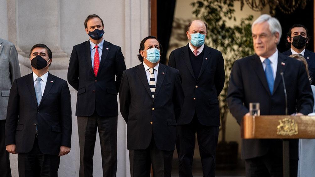 Nuevo Gabinete chileno