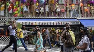 Brasil supera los 100.000 muertos y tres millones de contagios por coronavirus