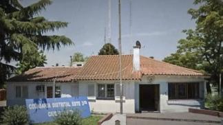 La comisaría 3 de Ciudad Evita intervino en el hecho.