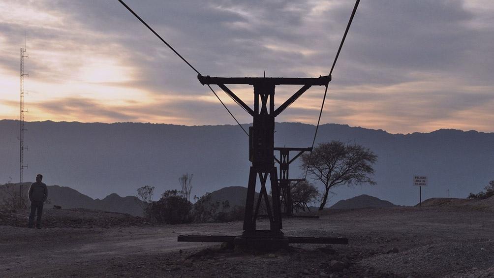 El cablecarril más largo y más alto del mundo, en Chilecito, cumple 116 años