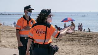 Solo en Cataluña y el País Vasco hubo más casos nuevos que en toda España el viernes