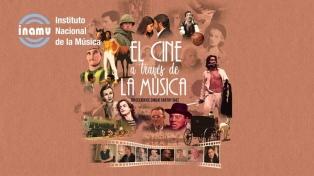 La TV Pública emitirá un documental de Cartoy Díaz sobre el cine y la música