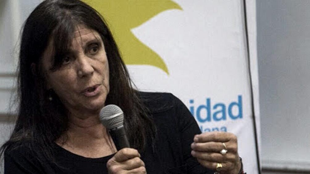 Para Teresa García, el resultado de las PASO para el FdT es reversible