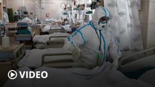 Argentina alcanzó los 3466 muertos por coronavirus y se acerca a 100 mil pacientes activos