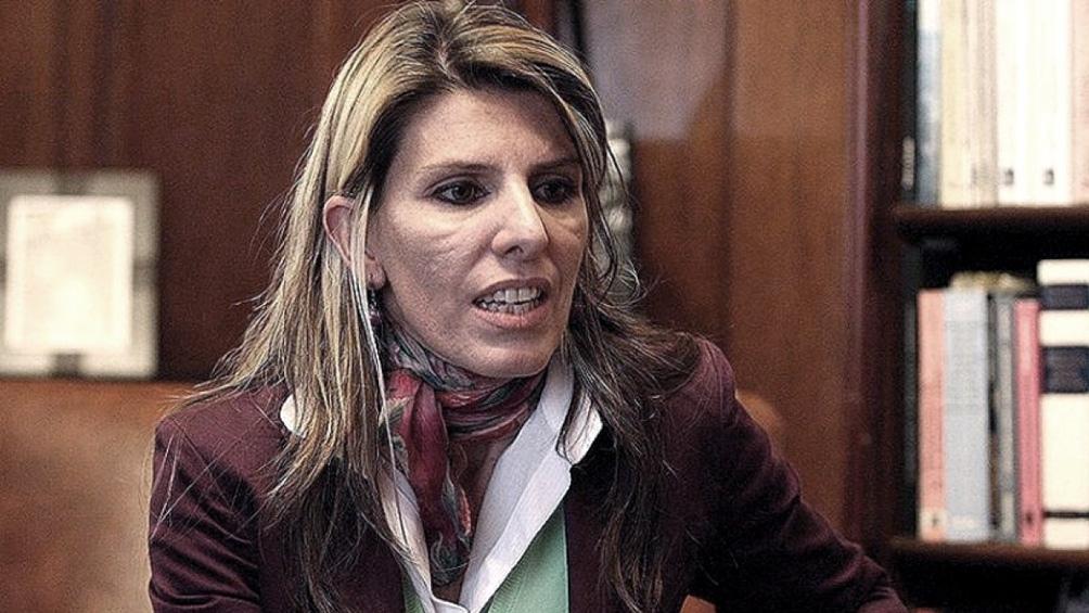 La jueza Sandra Arroyo Salgado, a cargo de la investigación contra el fiscal Claudio Scapolán.