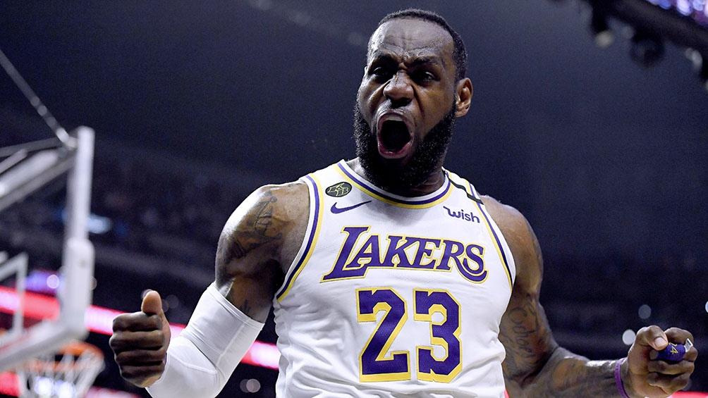 Lebron James, va por todo con los Lakers y se mete en la conversación por el racismo en los Estados Unidos y la NBA