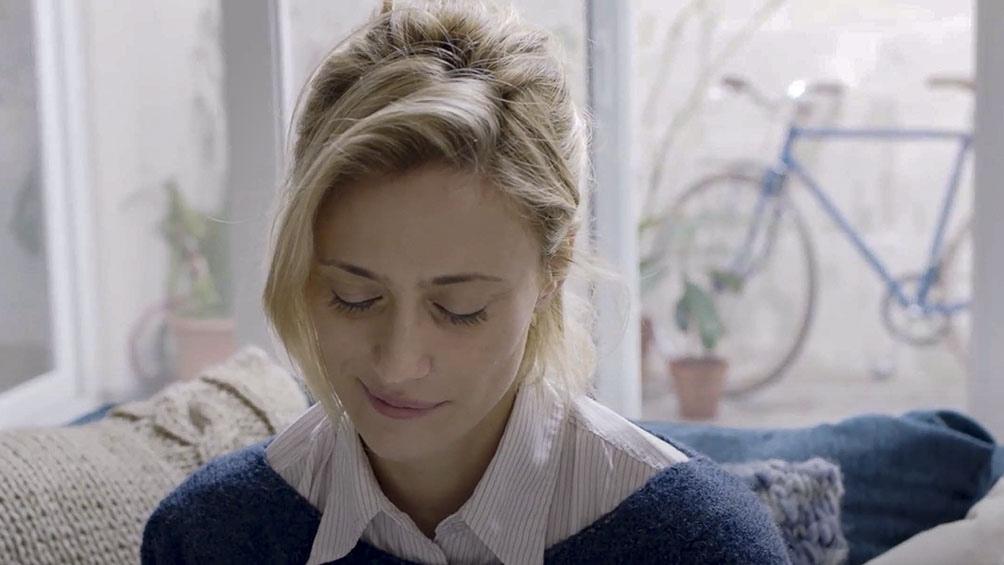 Antonópulos se pone en la piel de Juliana, que desea ser madre a pesar de estar en su mejor momento profesional.