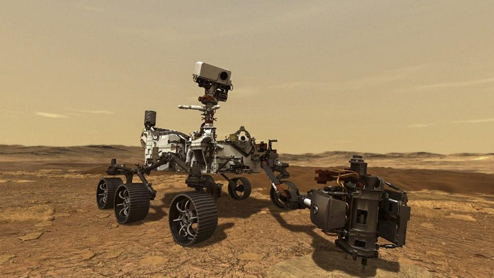 """El lanzamiento del """"Perseverance Mars Rover"""" se hará a las 8.50 hora"""