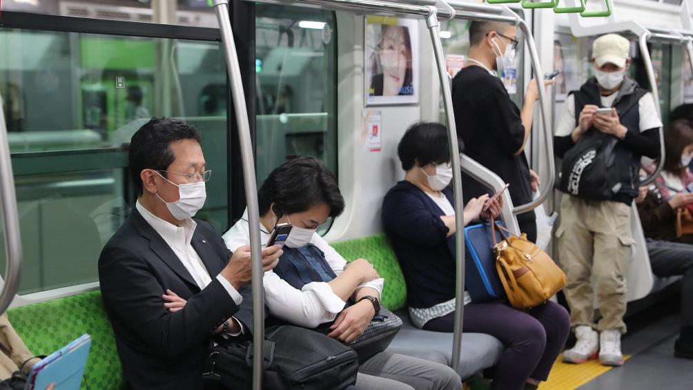 Aumento de casos de coronavirus en Tokio durante la visita del COI