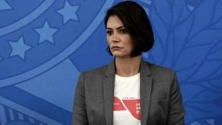 La esposa de Bolsonaro, cada vez más salpicada por sospechas de corrupción
