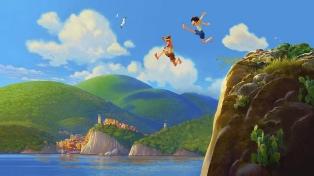 """""""Luca"""", un niño que vive en la rivera italiana, será el nuevo film animado de Pixar"""