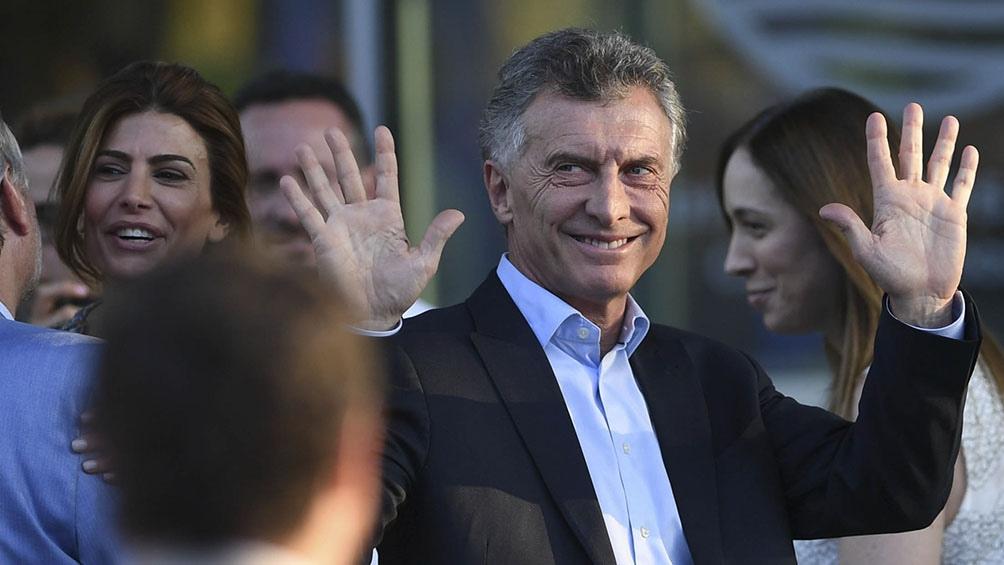 Mauricio Macri, el expresidente aún no define su rol dentro de la alianza opositora.