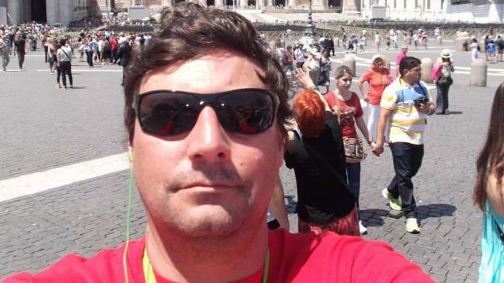 Salvador Altamura está siendo buscado desde el 13 de julio.