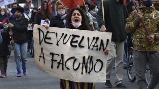 Bocinazo y caravana en Bahía Blanca a 3 meses de la desaparición de Facundo Astudillo Castro