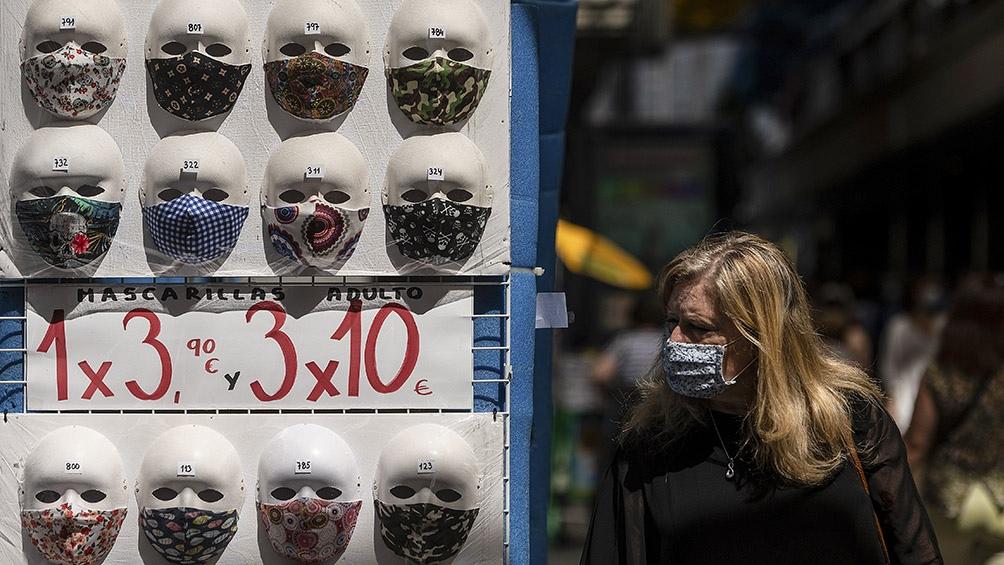En Europa se sobrepasaron los cuatro millones de enfermos desde el inicio de la pandemia
