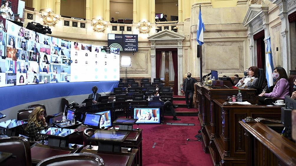 La Cámara de Diputados la convirtió en ley con el respaldo de 233 votos.