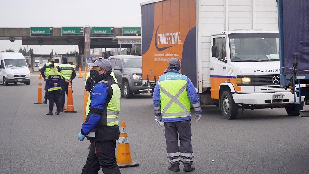 El Gobierno Nacional lanzó el operativo de seguridad vial del verano 2021.