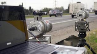 Transporte implementará nuevos controles de velocidad en autopistas