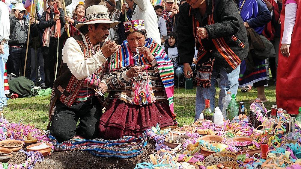 La Pachamama no es una leyenda ni una creencia sino un ser vivo, una entidad, es el planeta en el que vivimos.