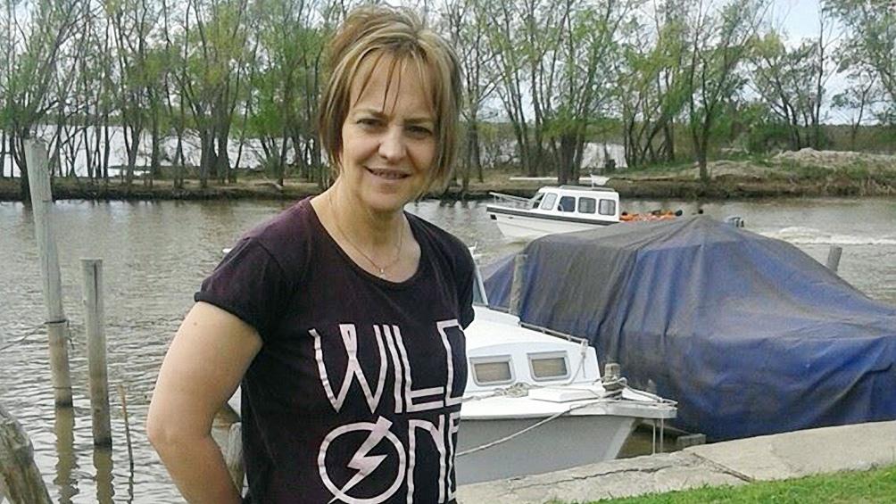 Liliana Gotardo, asesinada en 2015 por un sicario contratado por su exmarido.