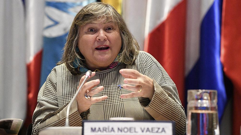 """La ONU Mujeres destacó algunas políticas argentinas, sobre todo en pandemia, que demostraron """"ser fundamentales""""."""