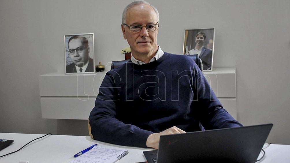 """El ministro Gollan destacó que hay """"autorestricción de un sector grande de la sociedad"""" en cuanto a la cuarentena."""