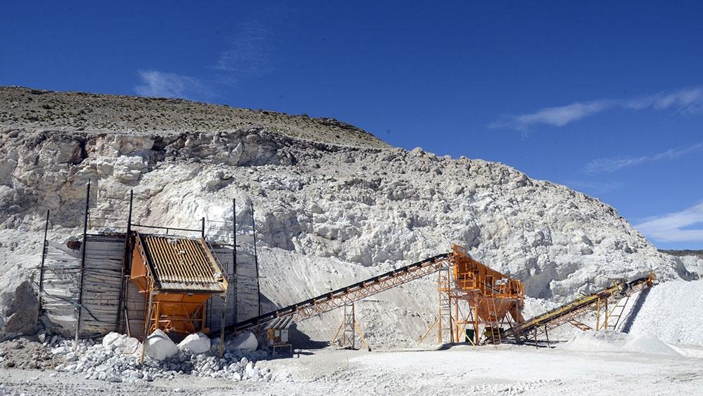 Los empresarios impulsan el desarrollo de una minería no contaminante para el desarrllo del país.