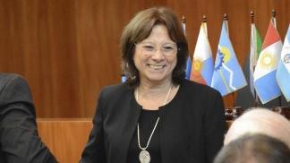 María del Carmen Battaini, jueza de Tierra del Fuego.