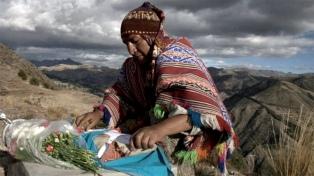 Ni leyenda, diosa o caña con ruda: un recorrido por la tradición de la Pachamama
