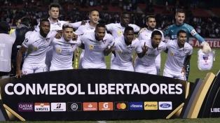 Liga de Quito, rival de River, con ocho casos de coronavirus