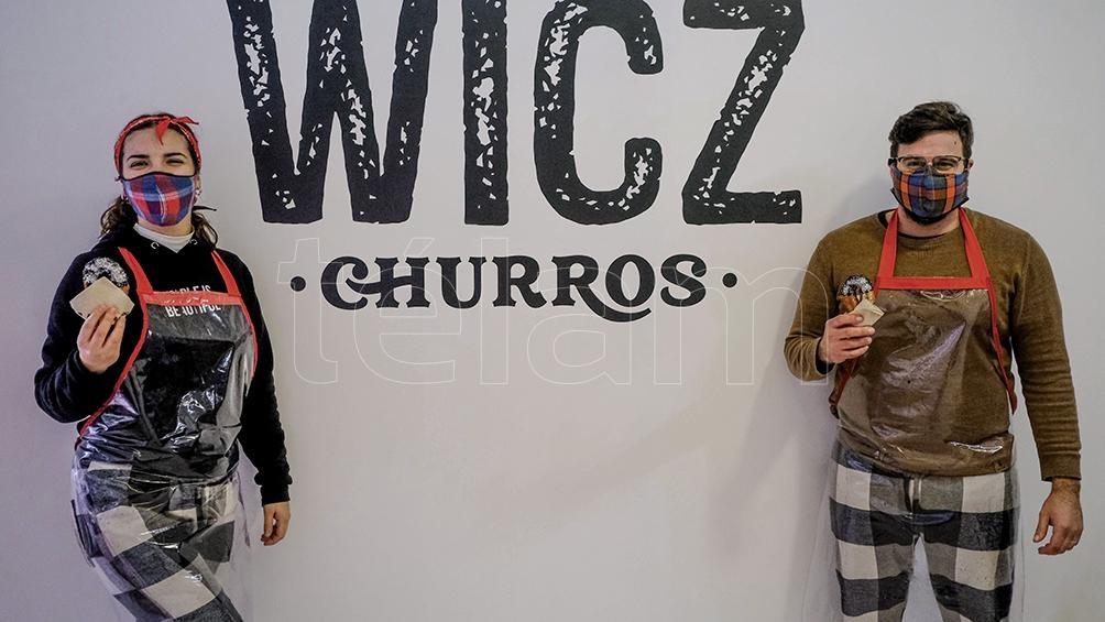 Cuentan que el nombre, Wicz, es un mandato familiar.