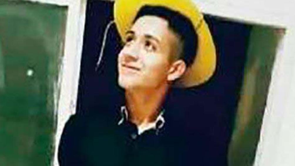 Luis Tobias Zuchelli está acusado de homicidio agravado por el vínculo.