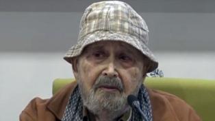 A los 89 años murió el cineasta español Julio Diamante