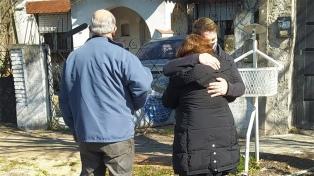 El encuentro entre la familia del repartidor asesinado y el hombre que intentó salvarlo