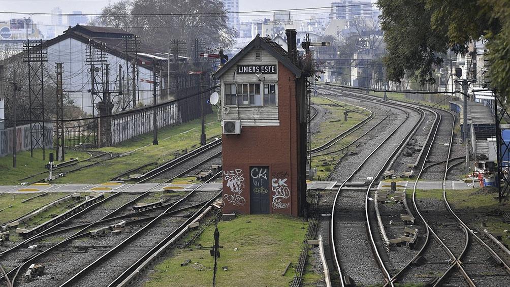 El monto de la inversión en la línea Sarmiento asciende a 909 millones de pesos.