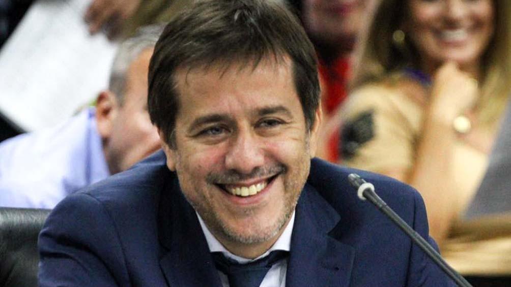 Recalde participó de la audiencia pública por los terrenos de Costa Salguero.