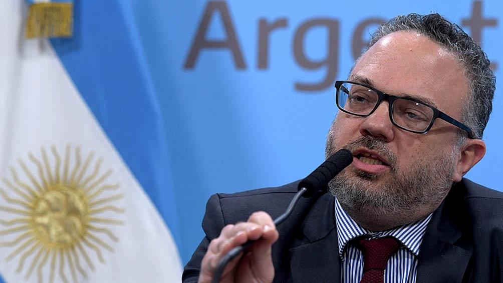 Matías Kulfas señaló que hay una recuperación de la actividad económica mejor de la esperada.