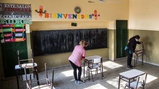 La pandemia provocó la suspensión de las clases presenciales en 32 países de la región