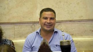El diputado Nicolás Rodríguez Saá (FDT)