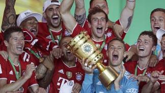 Bayern Munich sumó su octavo título en fila en el fútbol alemán.
