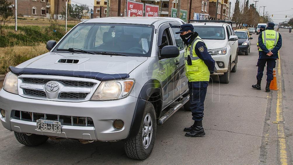 Se produjeron brotes en la capital provincial y otras localidades.